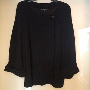 Anne Klein black cardigan sweater